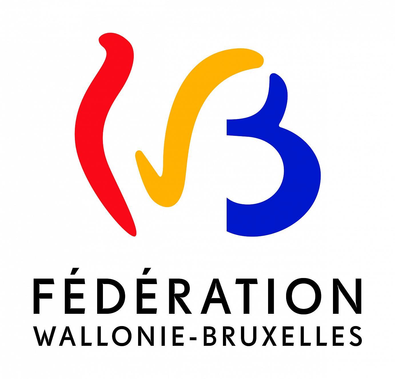 Fédération Wallonie-Bruxelles logo