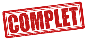 """Logo """"Complet"""""""